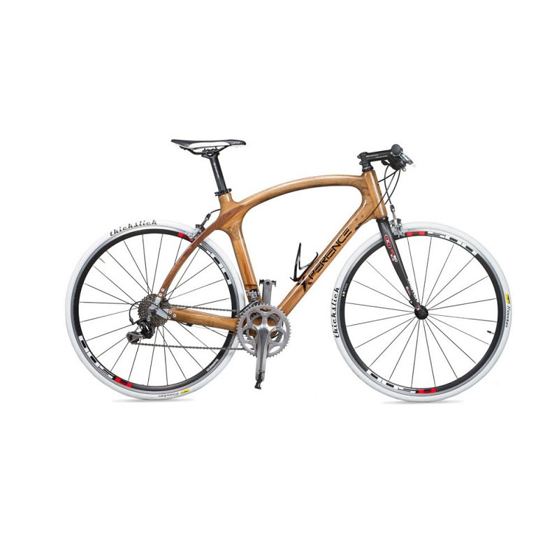 Annum Bicycle Wood Hybrid Frame