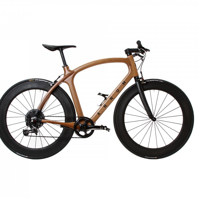 Annum Bicycle Wood Hybrid Frame